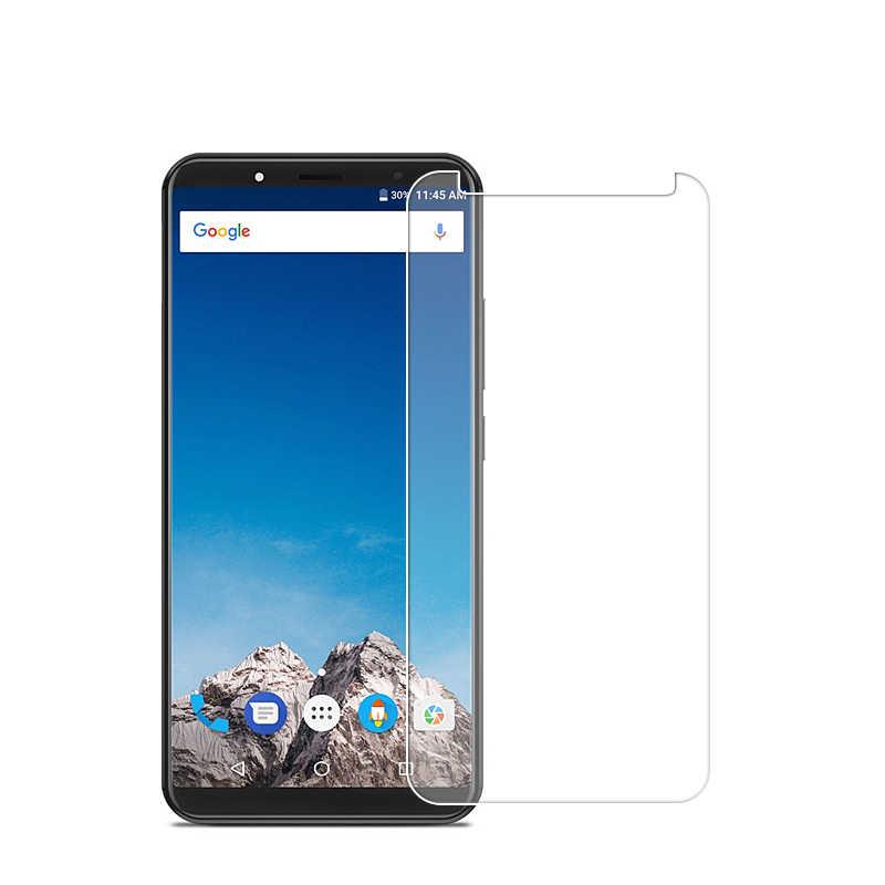 10 piezas para Vernee X vidrio templado de Vernee X Protector de pantalla protectora a prueba de explosión de vidrio para Vernee X teléfono móvil cubierta