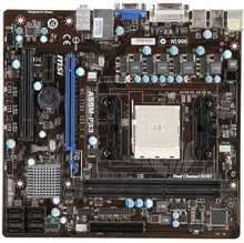 A55m-p33 Desktop motherboard a55 FM1 DDR3 board a6 3650 3500 board well tested working