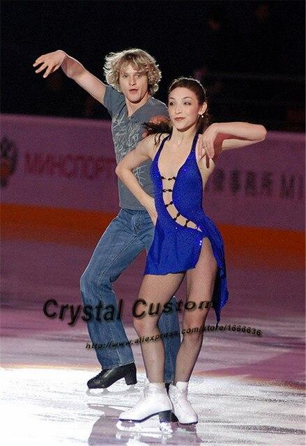 professional custom figure skating dress for women graceful new