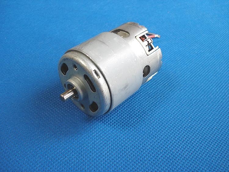 Mabuchi RZ-735VA-9517 motor de alta velocidade 12 v 18 v ferramenta de broca elétrica 20000 rpm dc motor 3 v-24 v (compatível com nichibo 735)