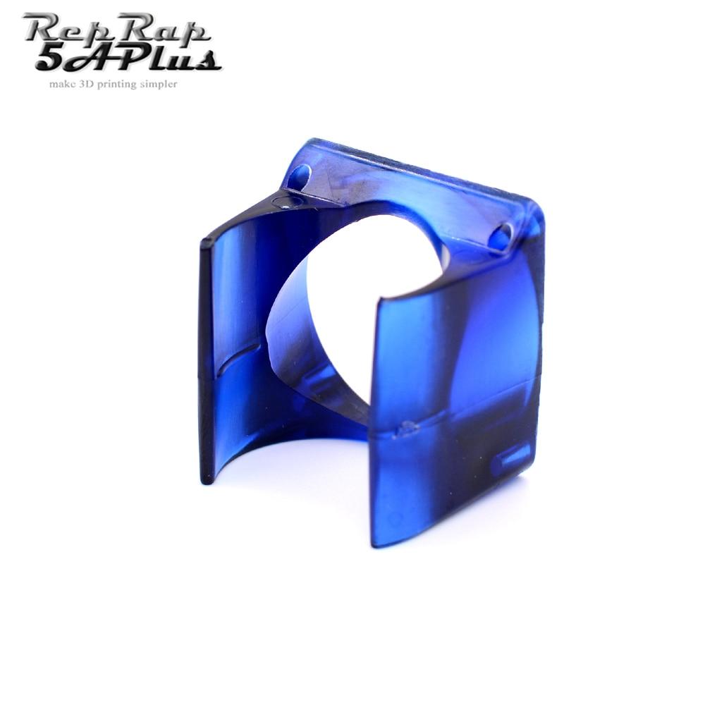 1PC V6 Fan Duct Fan Housing Guard Compatible with E3d V6 J-head Hotend 3D Printer Injection Moulded j walk fan meeting seoul