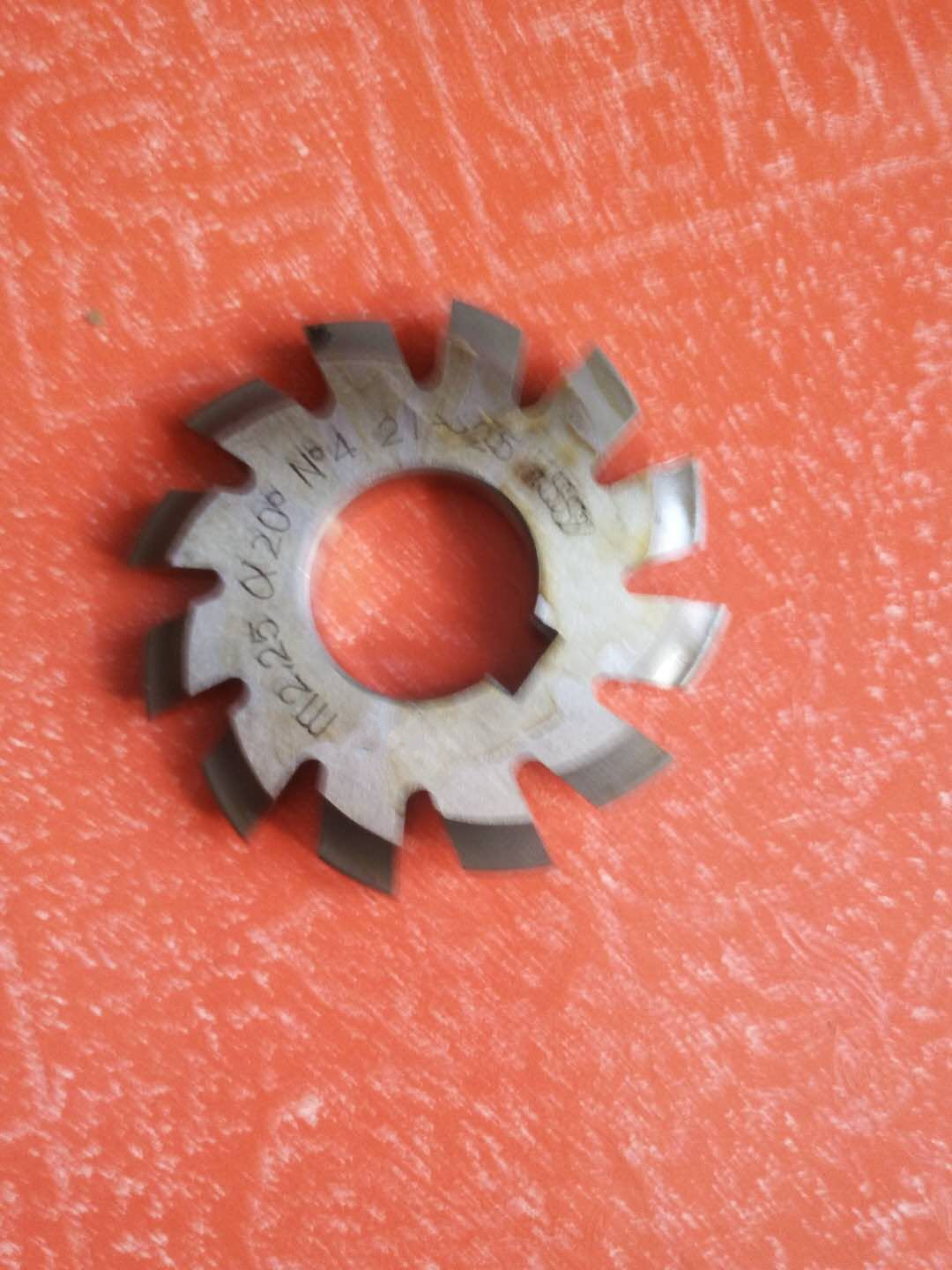 Back To Search Resultstools 1pc Sold Separately Module 2.25 Pa20 Bore22 1#2#3#4#5#6#7#8# Involute Gear Cutters M2.25 Lovely Luster