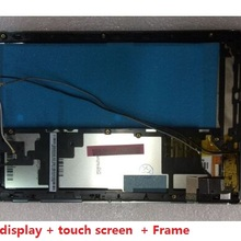 8 inch LCD display and touch screen Digitizer With frame For lenovo miix 2 8 203