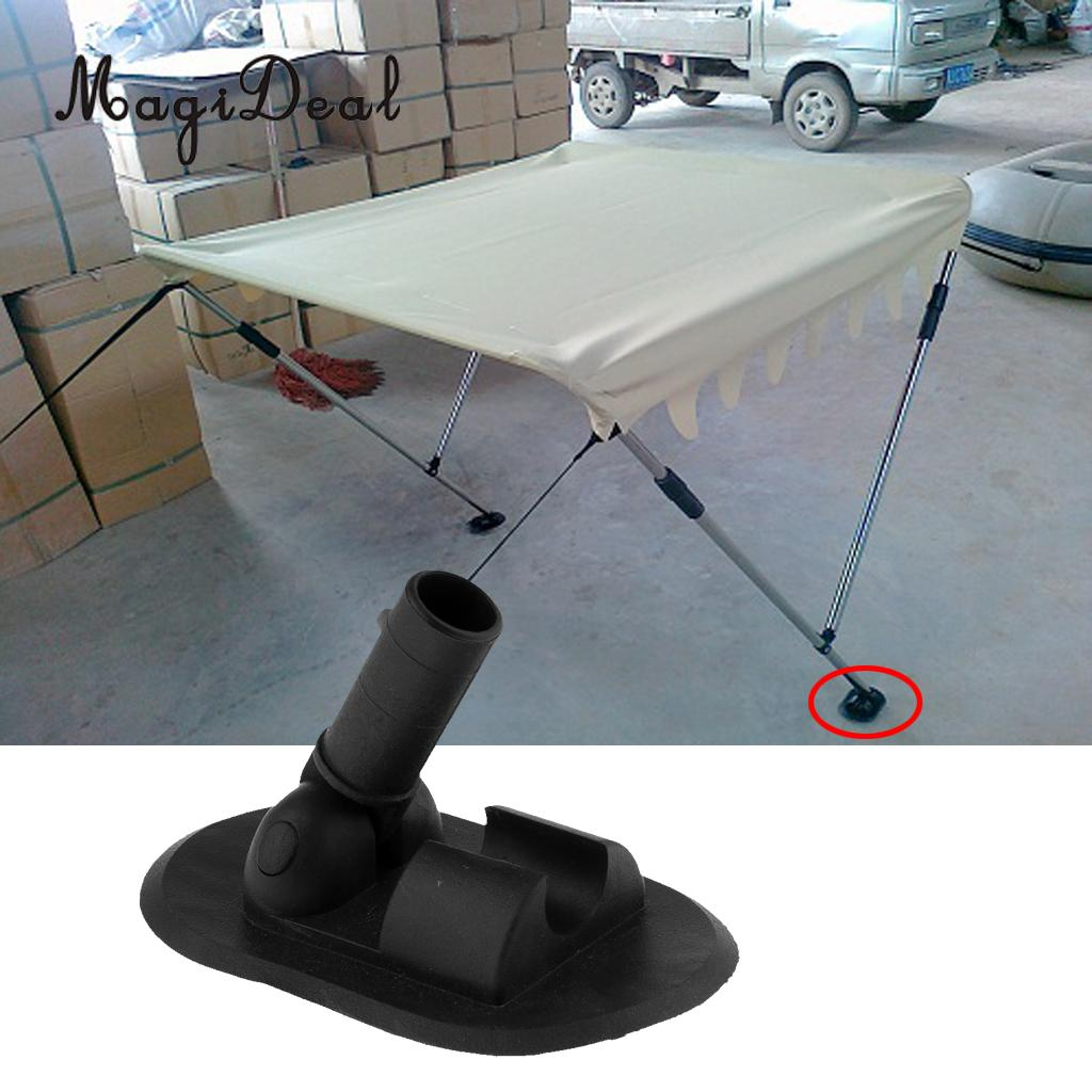 Magideal Speedboat Fishing Inflatable Boat Pvc Awning Sun