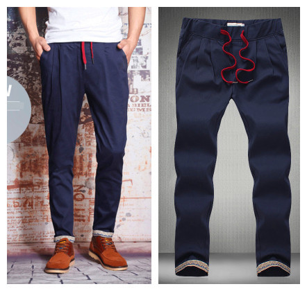 New Styles 2015 casual Ankle Length Pants For Men Slim fashion ...