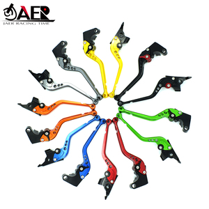 Image 5 - JEAR For SuzukiGSXR600 GSXR750 2004 2005 Adjustable Brake Clutch Levers Handle Bar Motorcycle Accessories
