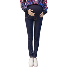 maternity denim overalls maternity pants winter Warm Pants womens corduroy jeans pregnant clothes premama trousers fashion