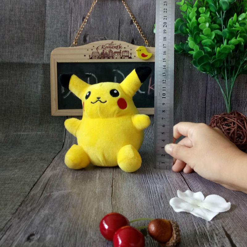 4 Pokemon Pikachu Bulbasaur Squirtle Charmander Set of 4 pcs