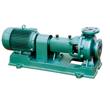 IHF single-stage single-suction fluoroplastic centrifugal pump 380V 50HZ