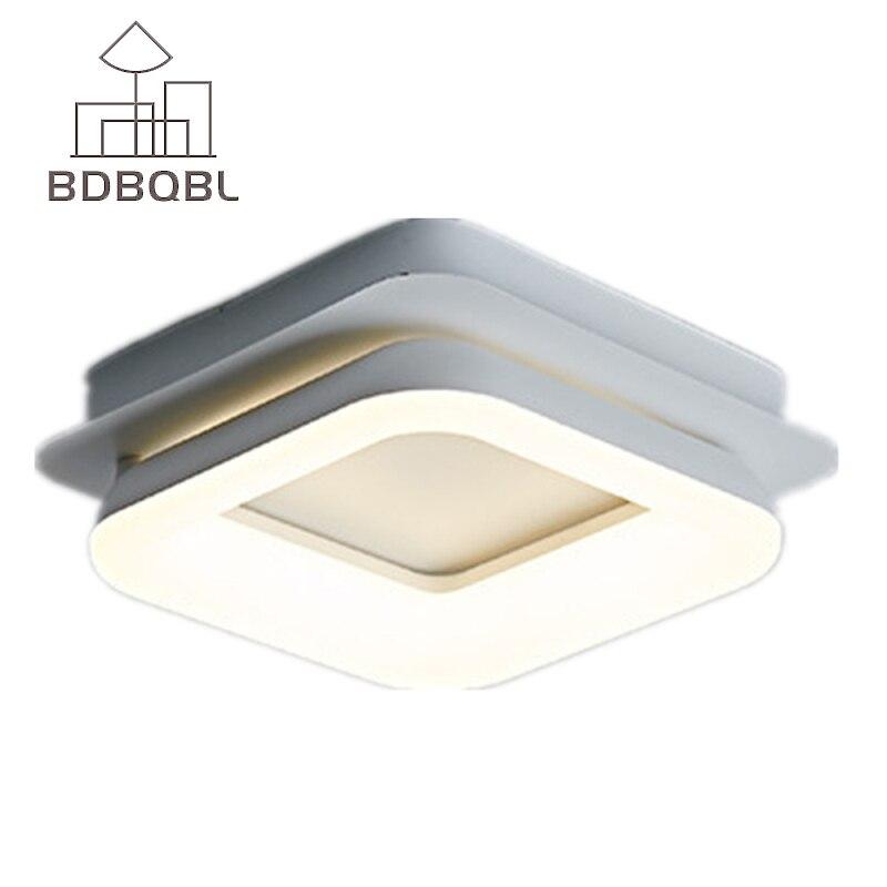 BDBQBL современный белый светодиодный потолочный светильник акрил Книги по искусству потолочный светильник для лофт Гостиная Спальня Коридо...