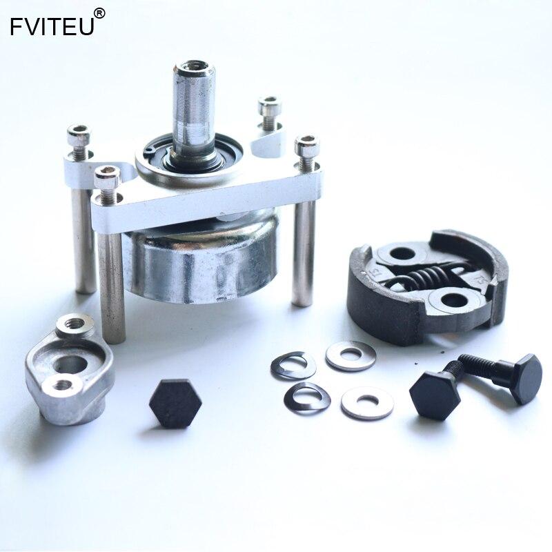 FVITEU Clutch engine mount for 26cc Zenoah engine Parts Rc Boat