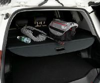 2010 2014 For Kia Sportage R Rear Tail Trunk Cargo Cover Security Shield Shade Black