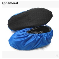 Mixed Colors Waterproof Shoes Covers For Adult Slip Resistant Pads Washable In Rain Day Overshoes Protector