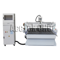 Good quality AccTek gravier maschine 1325 3 axis cnc router