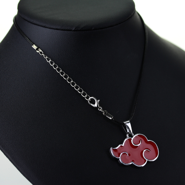Naruto Akatsuki Collar