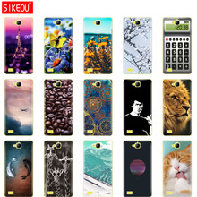 silicone phone case for huawei honor 3c case soft tpu for co