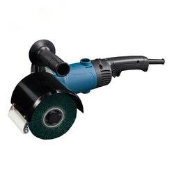 Szlifierka prędkość regulowany rysunek maszyna do polerowania metalu ze stali nierdzewnej elektronarzędzia