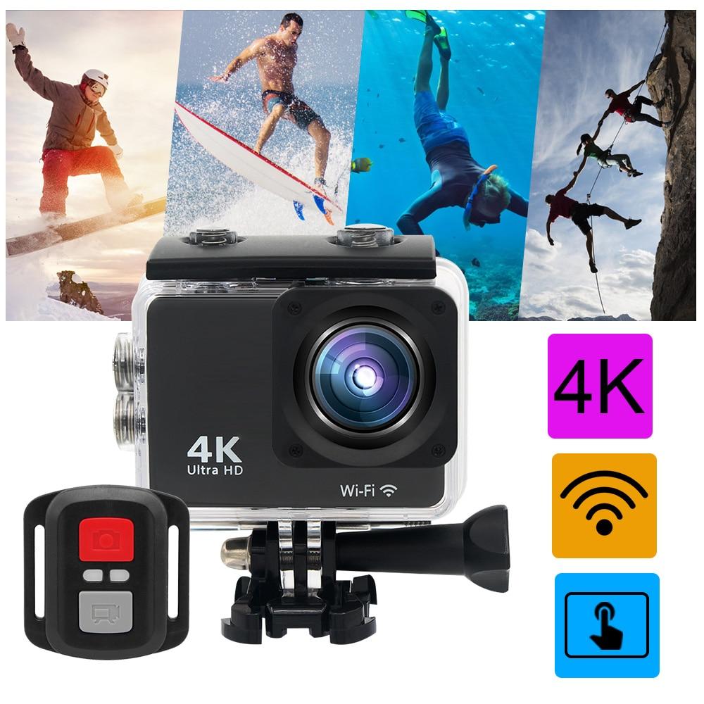 Nouveauté! d'origine K2 Ultra HD 4 K caméra d'action 30 m étanche 2.0