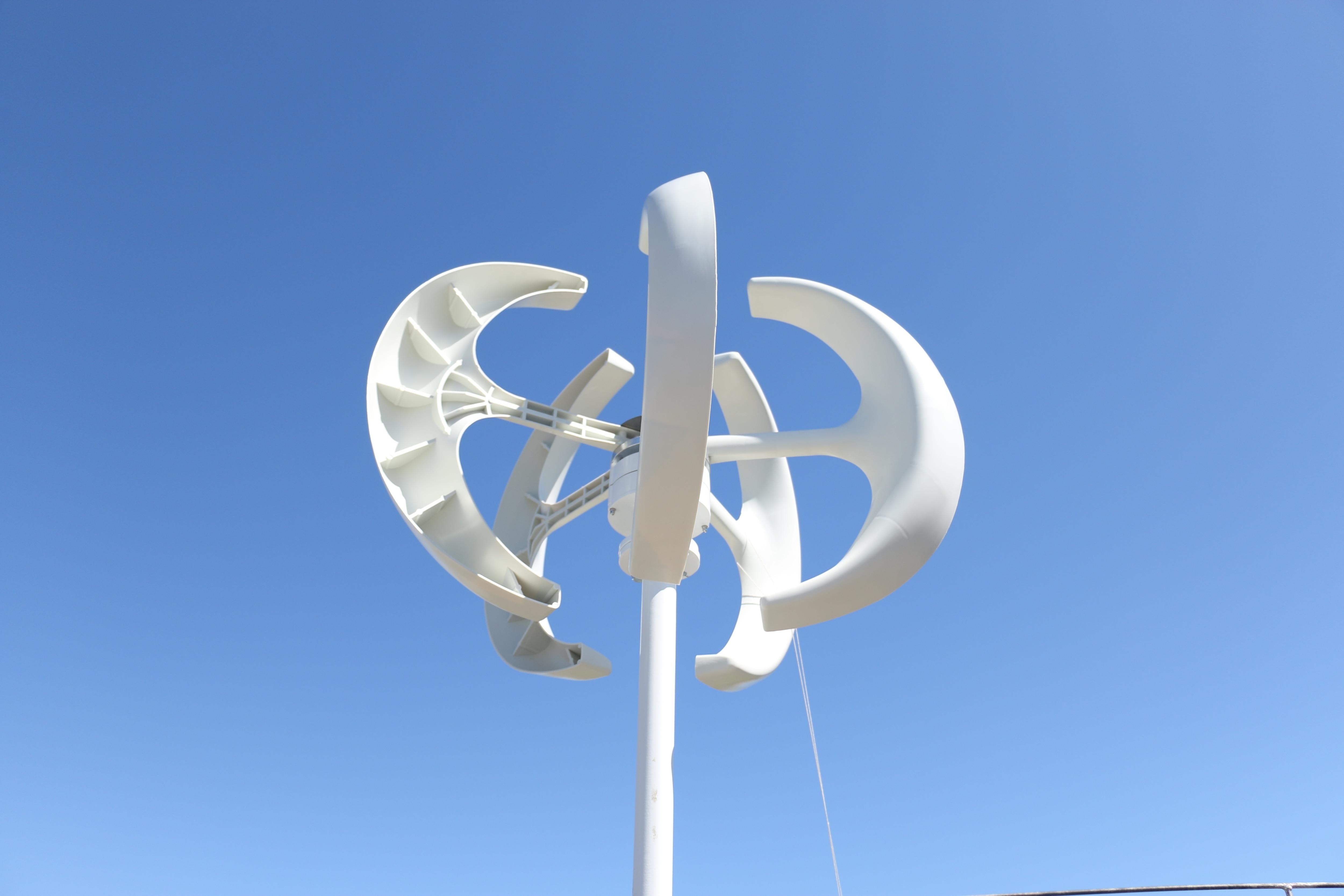 24v de turbina vertical do vento 05