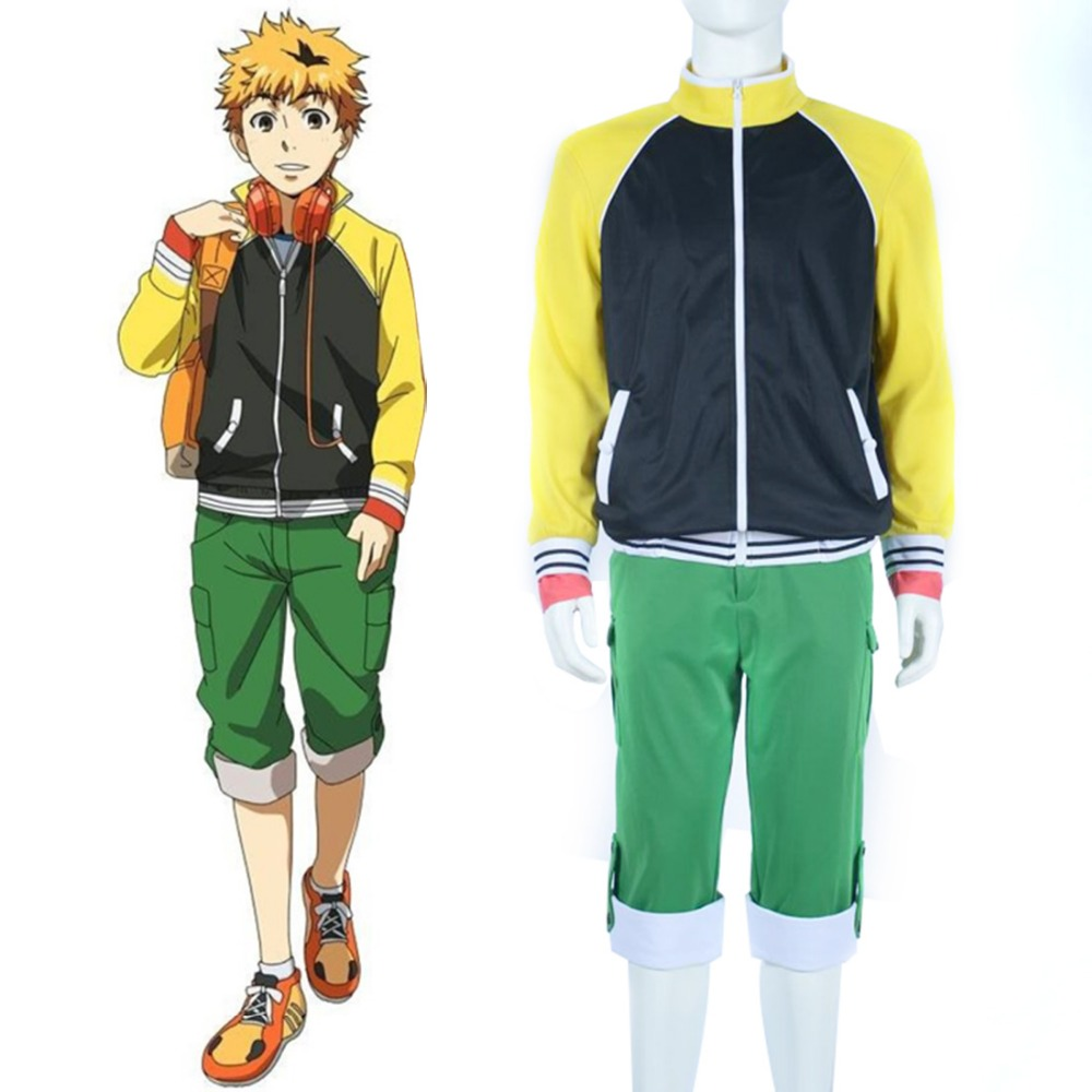 Tokyo Ghoul Nagachika Hideyoshi Hide Cosplay Costume Anime Cospay Casual Clothing Sweater Adult Mens Halloween In Costumes From Novelty