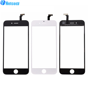 Netcosy Touch Panel For iPhone 6 5 5s 5c 4s 4 Touch Screen Digitizer Glass Lens Sensor Replacement Parts for Iphone TouchScreen