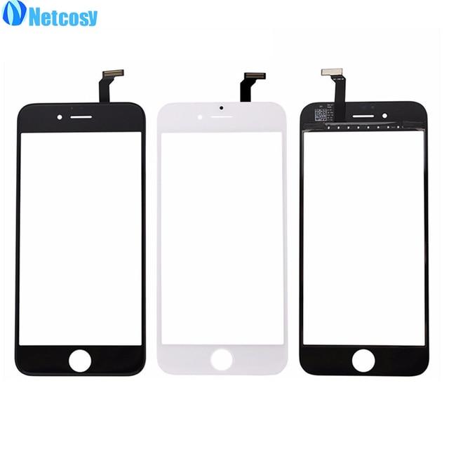 1fd1960a0d8 Panel táctil Netcosy para iPhone 6 5 5S 5c 4S 4 pantalla táctil  digitalizador Lente de