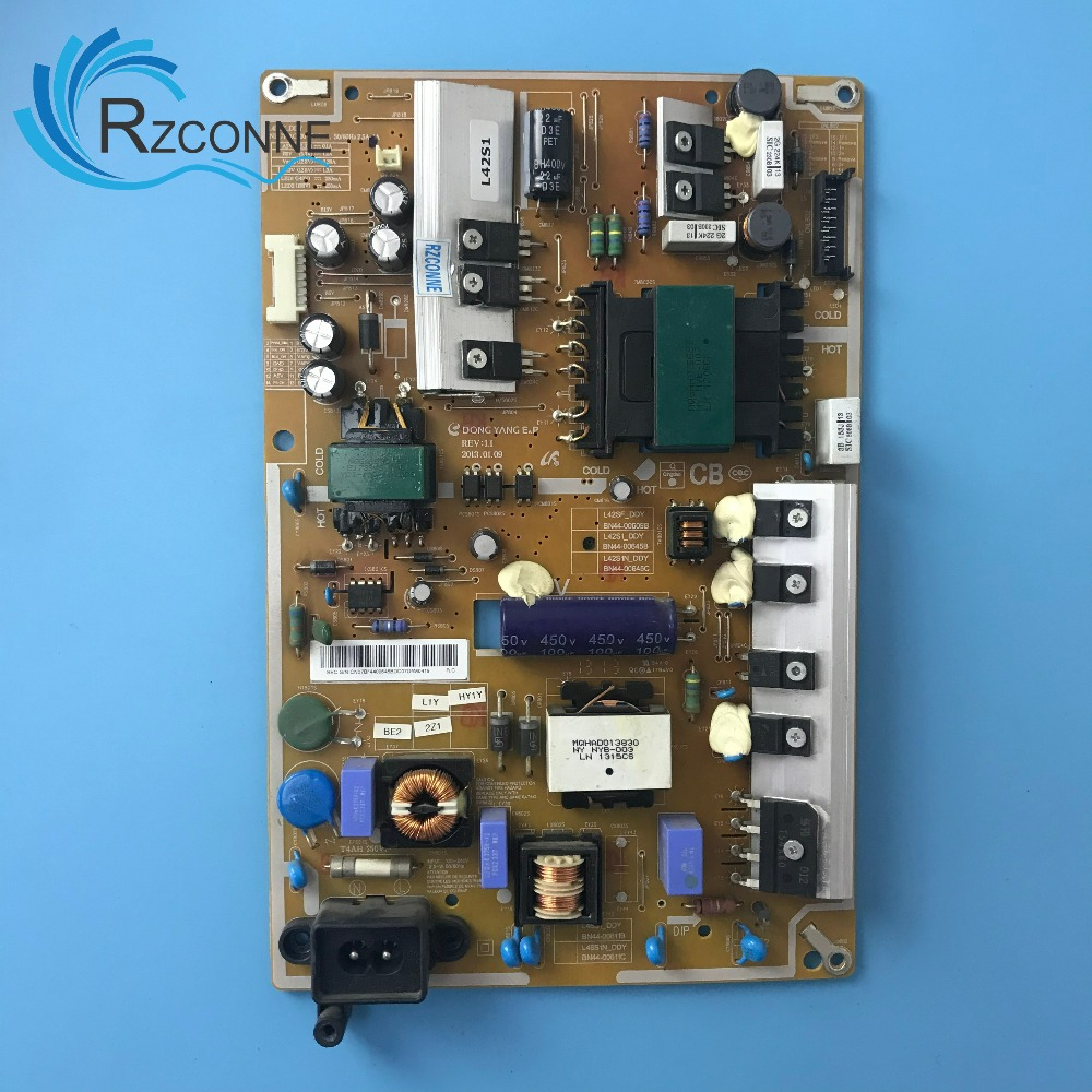 Power Board Card Supply For Samsung 40 TV L42S1-DDY BN44-00645B UA40F5500ARPower Board Card Supply For Samsung 40 TV L42S1-DDY BN44-00645B UA40F5500AR