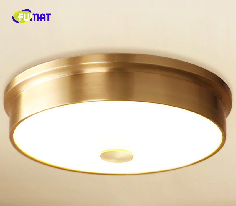 Brass Ceiling Light 11
