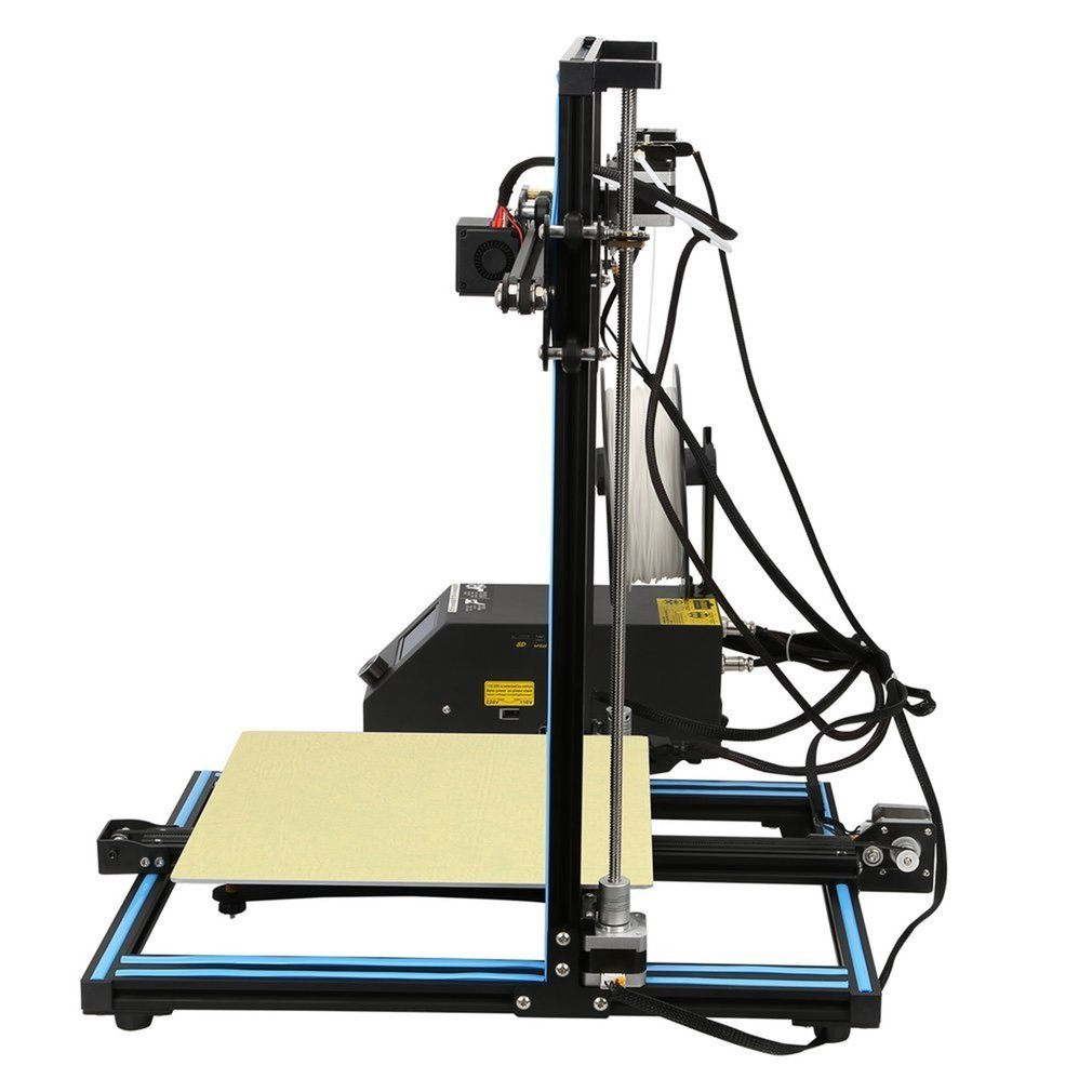 Creality 3D CR-10S High Precision DIY 3D Printer Kit 300*300*400mm Printing Size With Dual Z-Rod Lea
