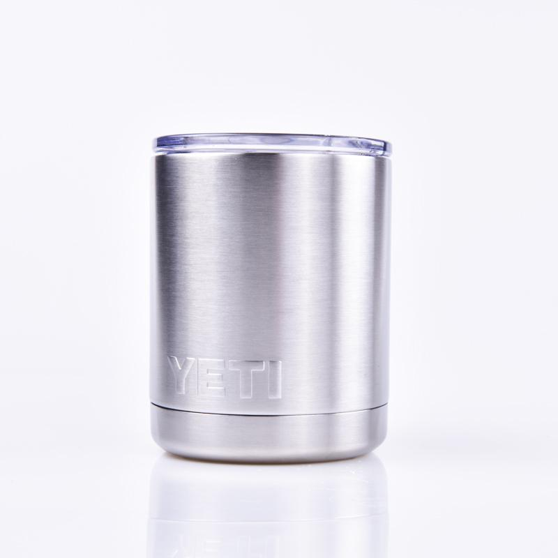 <font><b>10</b></font> <font><b>oz</b></font> <font><b>Yeti</b></font> <font><b>Rambler</b></font> 10oz <font><b>Lowball</b></font> <font><b>Stainless</b></font> <font><b>Steel</b></font> Tumbler <font><b>Cup</b></font> Insulation <font><b>Cup</b></font> Bilayer <font><b>Stainless</b></font> <font><b>Steel</b></font> Tumbler Mug