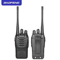 baofeng bf 888s Baofeng BF-888S מכשיר הקשר 5W UHF 400-470MHz Portable Baofeng 888S שני הדרך רדיו FM 16CH משדר CB Ham Radio Interphone (1)
