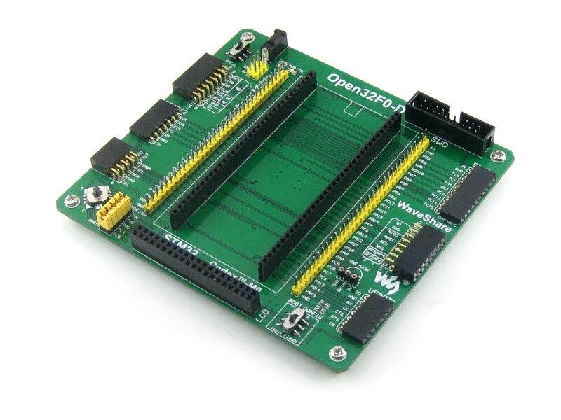 Paquet de Open32F0-D B = ST original STM32F0DISCOVERY, STM32F0 Cortex-M0, STM32F051 MCU, STM 32 Board + 2.2 pouces 320x240 tactile LCD + 11 Acc - 2