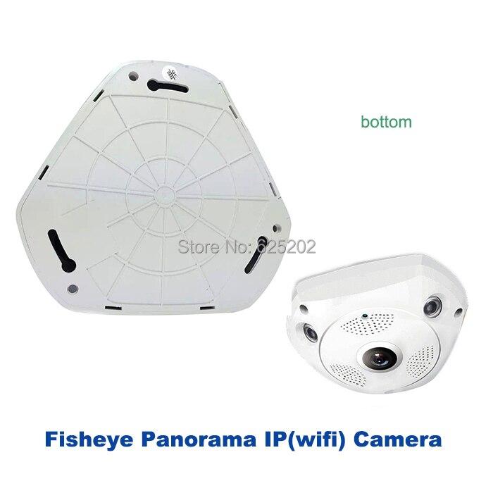 2017 Sıcak HD 960 P 1.3MP Balıkgözü Panoramik SD Kart IP Kablosuz - Güvenlik ve Koruma - Fotoğraf 6