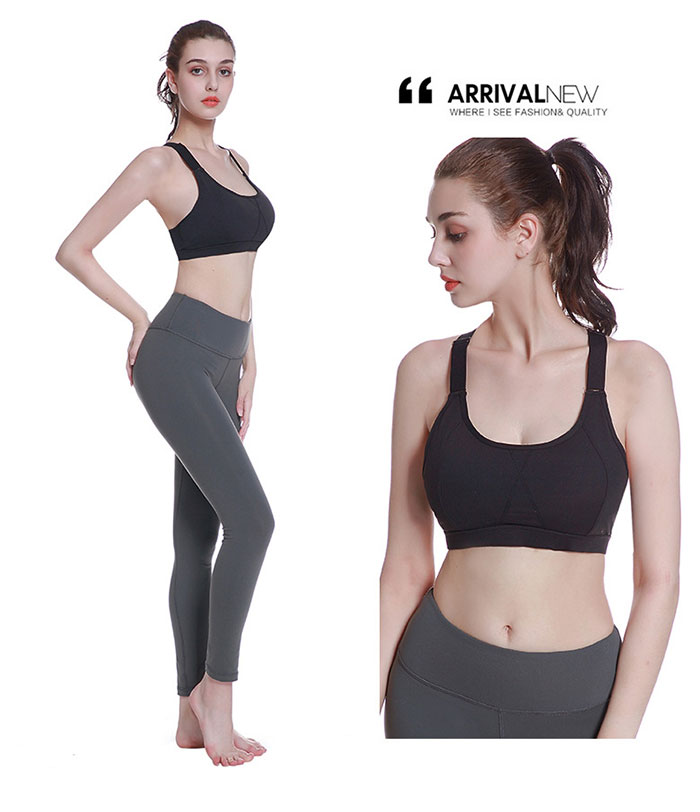 New Style Push Up Sports Bra For Women Yoga Fitness Sexy Adjustable Bras Gym Fitness Tank Sexy Running Yoga Underwear in Sports Bras from Sports Entertainment