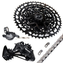 2019 NEW SRAM SX EAGLE 1x12 11-50T 12 speed MTB Groupset Kit Trigger Shifter Derailleur Chain with NX EAGLE cassette(China)