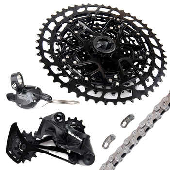 2019 NEW SRAM SX EAGLE 1x12 11-50T 12 speed MTB Groupset Kit Trigger Shifter Derailleur Chain with NX EAGLE cassette - DISCOUNT ITEM  15% OFF All Category