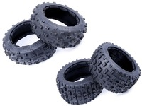 Strong grip and strong wear resistance New cross country pattern off road tires for HPI KM ROVAN BAJA 5B