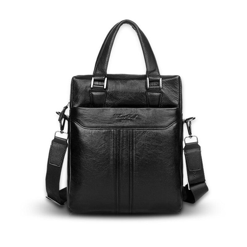 Новинка 2017 года 100% Пояса из натуральной кожи Для мужчин сумка Hangbag модные кожаные Для мужчин S Crossbody сумка #096 ...