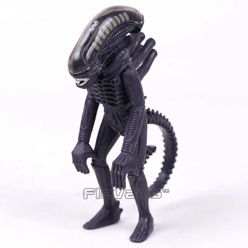 Orijinal Alien Mini PVC Action Figure Koleksiyon Model Oyuncak 11.5 cm