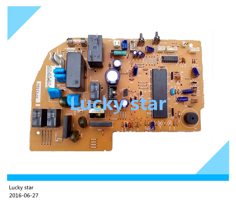 95% new for panasonic Air conditioning computer board circuit board A741494 A741495 A741358 good working 95% new original for panasonic air conditioning computer board a743587 circuit board on sale