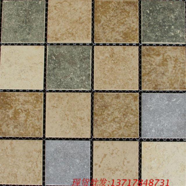 Antiken Glasierten Keramik Mosaik Fliesen Seal Kleine Küche Bad Wandfliesen  Baumaterialien Dekoration Hintergrund Lager