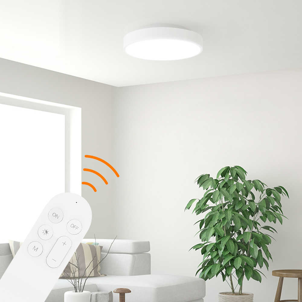 Yeelight 28W אינטליגנטי 240 LED תקרת אור נתמך WIFI חכם טלפון App/BT מרחוק בקר עבור xiaomi XIAO mi mi jia
