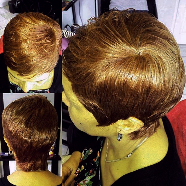 Salable Short Hair Weave For Fashion Women Top Quality Virgin Human