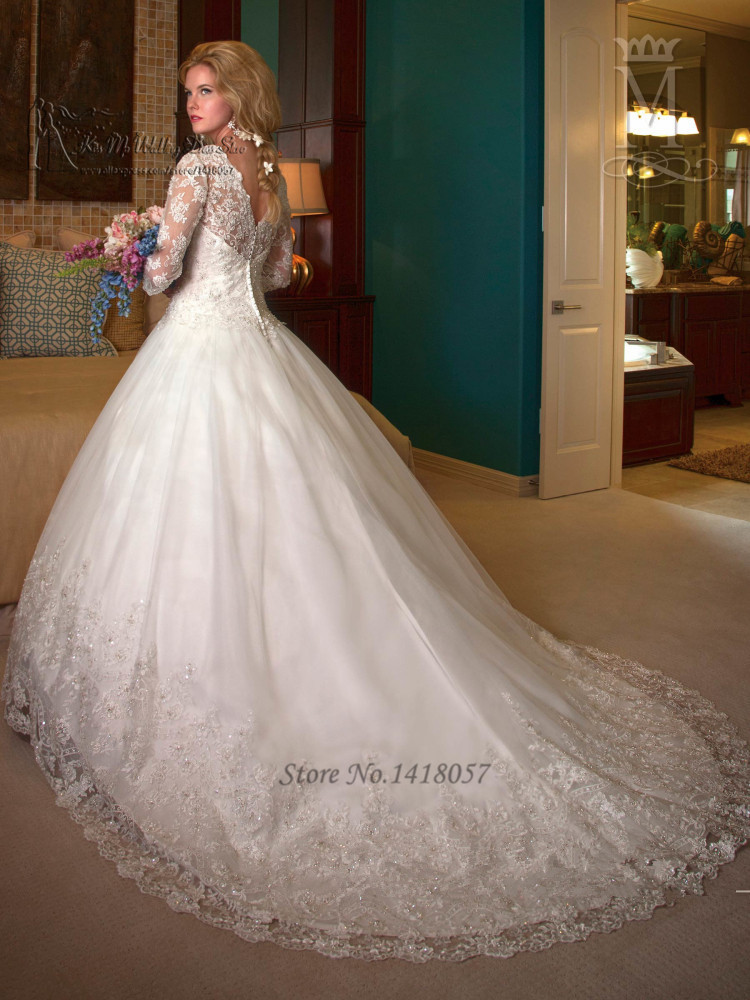 Upscale Wedding Gowns