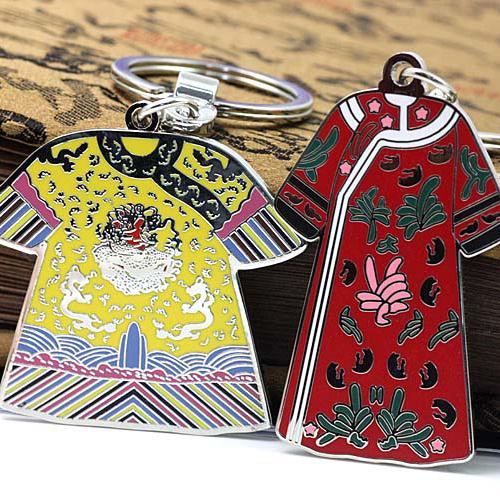 Promoção chaveiro da moda casal chaveiro chave fob 5087 + 5088