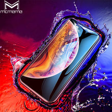 Newest 5D Full Screen Cover Curved Tempered Glass For Apple iPhone XS Max Screen Protective Film For iPhone XS XR XS Max Glass perfeo защитное стекло apple iphone xs max черный 2 5d full screen gorilla pf a4469