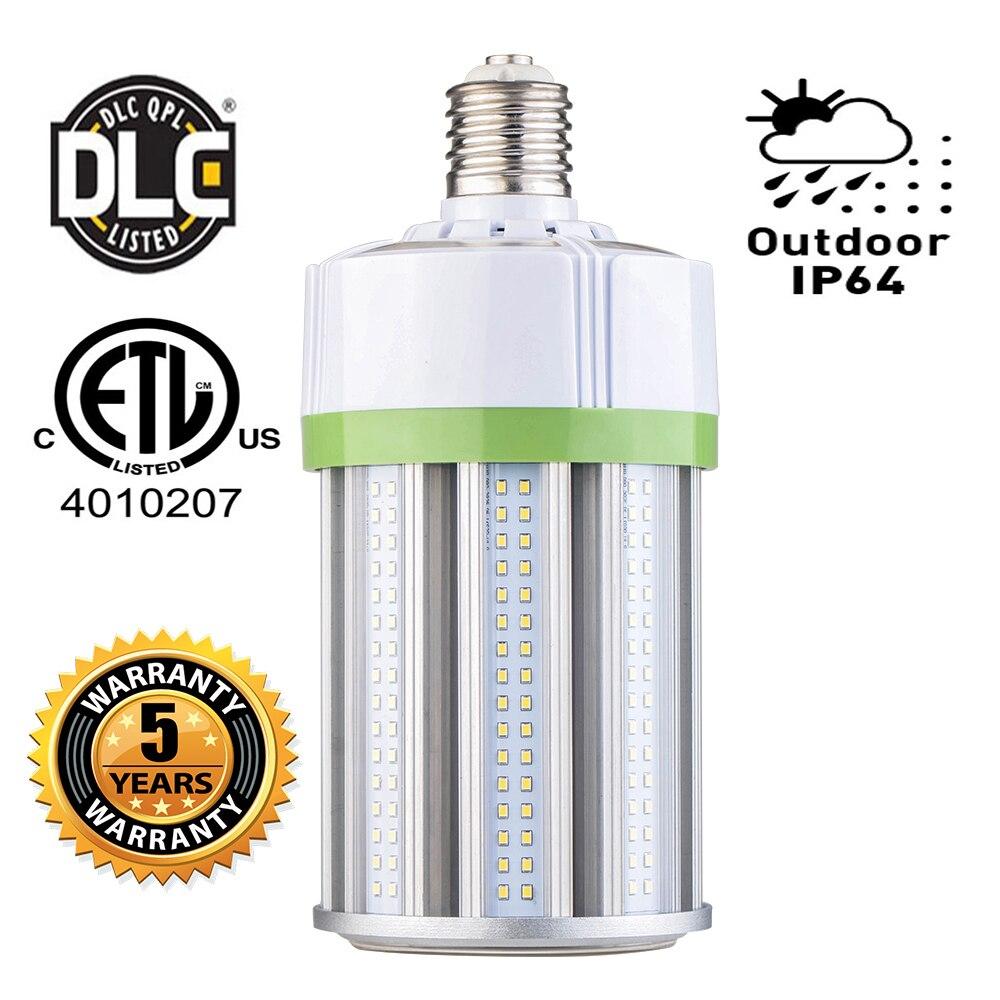 Lampe épis de maïs LED 150 W E26 E39 LED ampoule de maïs 5000 K 130LM/W lampadaire LED lumens élevés pour les routes, les rues, les ponts, les autoroutes