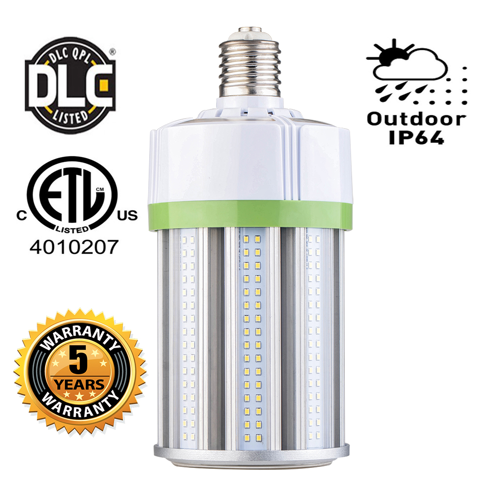 led corn lamp 150W E26 E39 LED Corn Light Bulb 5000K 130LM/W led street light high lumens For Roads, streets, bridges, highways