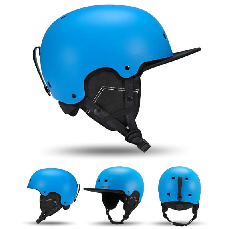 Prix pour NANDN Hommes Femmes Enfants ski casque automne et d'hiver mâle dame monoboard équipement de ski Sports de Neige Casques de sécurité