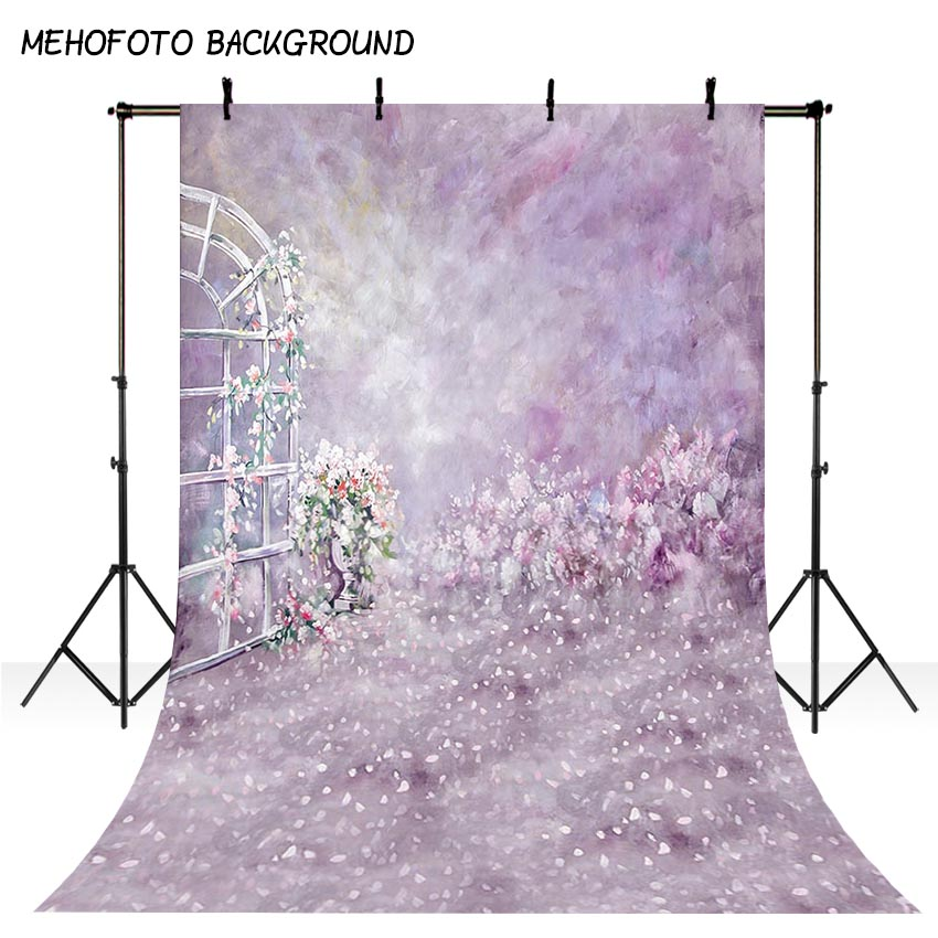 MEHOFOTO Children Photo Background Vinyl Photography Backdrops Fairy Tale the Scenery Background for Photo Studio S-1743 kidniu vinyl background photography photo props winter snow wallpaper children scenery backdrops 9x5ft win1376